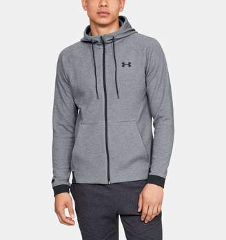 Under Armour Men's UA Unstoppable Double Knit Full Zip