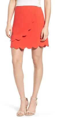 Draper James Scallop Skirt