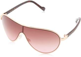 Jessica Simpson Women's J5087 RGD Modified Aviator Sunglasses