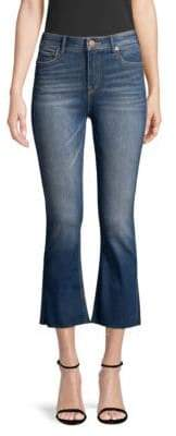 True Religion Mid-Rise Becca Baby Bootcut Ankle Jeans
