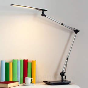 Felipe - LED-Schreibtischleuchte mit Klemmfuß