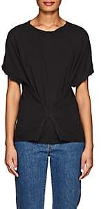 Opening Ceremony Women's Cotton Jersey Convertible T-Shirt - Black