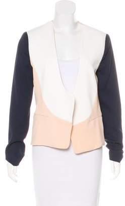 Diane von Furstenberg Feriha Colorblock Jacket