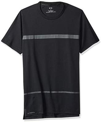 Oakley Men's Method SS Stripe