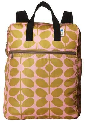Orla Kiely Sixties Stem Packaway Backpack Backpack Bags
