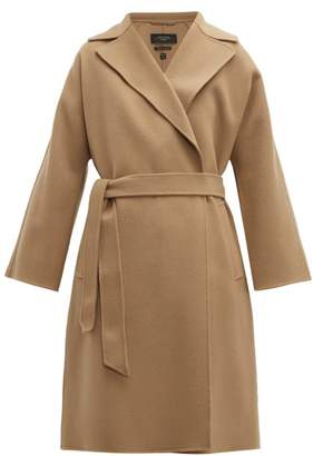Max Mara Ted Coat - Womens - Camel