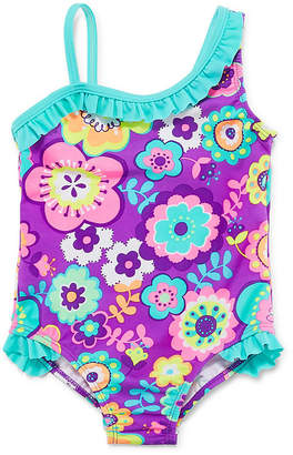 BREAKING WAVES Breaking Waves Girls One Piece+Cover-Ups-Toddler