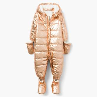 Gymboree Puffer Snowsuit 1-Piece