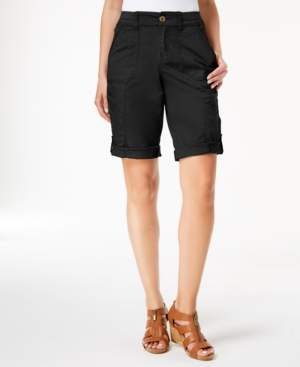 Style&Co. Style & Co Convertible Cargo Shorts, Created for Macy's