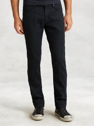 Linen Authentic Jean $158 thestylecure.com