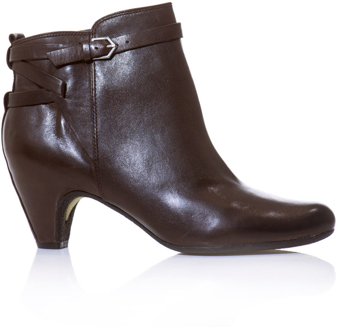 Sam Edelman Maddox leather ankle boots