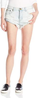 One Teaspoon Women's Bandits Shorts
