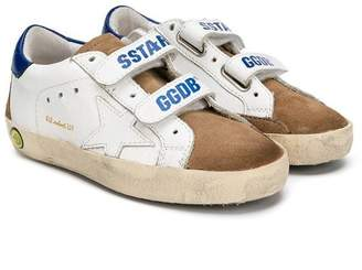 Golden Goose Kids Superstar Old School sneakers