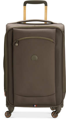 """Delsey CLOSEOUT! Hyperlite 2.0 20"""" Carry-on Expandable Spinner Suitcase, Created for Macy's"""