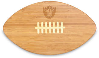 Picnic Time Oakland Raiders Ball Shaped Cutting Board