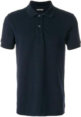 Tom Ford short sleeved polo shirt