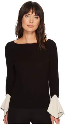 Nic+Zoe Crystal Cuff Top Women's Clothing