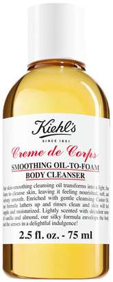 Kiehl's Crème de Corps Smoothing Oil to Foam Body Cleanser