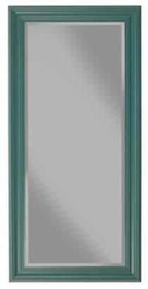 Martin Svensson Home Elegant Teal Full Length Leaner Mirror