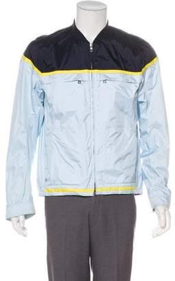 Prada Sport Windbreaker Zip Jacket