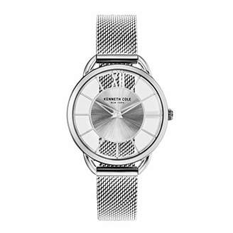 Kenneth Cole New York Women's 'Transparency' Quartz Stainless Steel Casual Watch