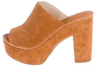 Michael Kors Platform Slide Sandals