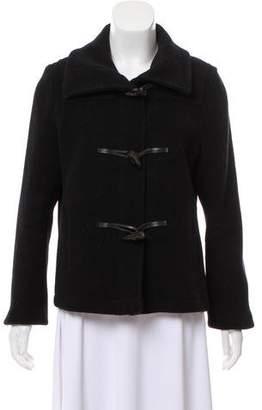 Burberry Otterham Wool Coat