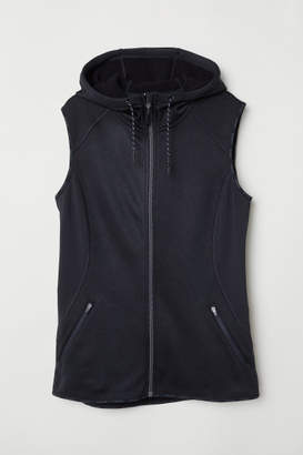 H&M Fleece gilet - Blue
