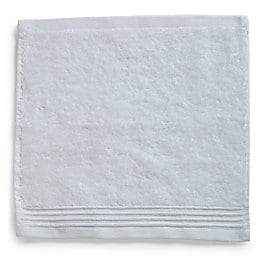 Peacock Alley Bamboo Wash Cloth - White