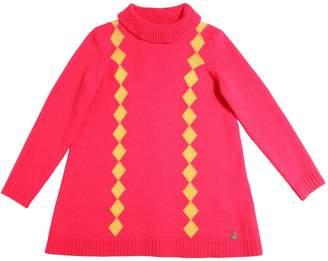Simonetta Virgin Wool & Cashmere Dress