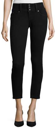 YMI Jeanswear Fit Solution Skinny Crop