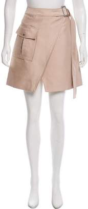 C/Meo Collective Belted Envelope Skirt w/ Tags