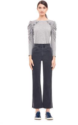 Rebecca Taylor La Vie Glitter Stripe Jean