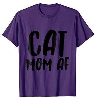 Abercrombie & Fitch Cat Mom Funny Cat Lover Shirt   Funny Cat Lovers Gift