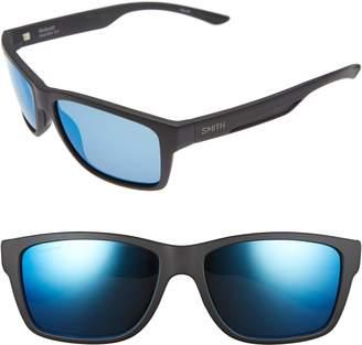 4b757ffbe8 Smith Black Men s Sunglasses - ShopStyle
