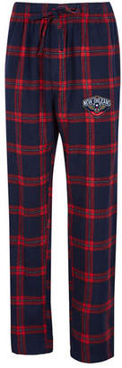 Concepts Sport Men's New Orleans Pelicans Homestretch Flannel Sleep Pants