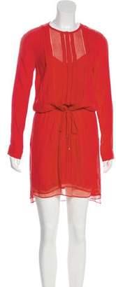 Diane von Furstenberg New Slice Knee-Length Dress