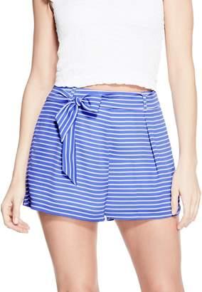 Factory Guess Women's Ruell Dress Shorts