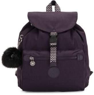 Kipling Keeper Small Faux Fur Keychain Backpack