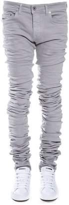 Diesel Black Gold 16.5cm 3d Extra Long Stretch Denim Jeans