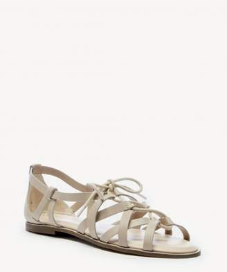 Sole Society Gillian gladiator flat sandal