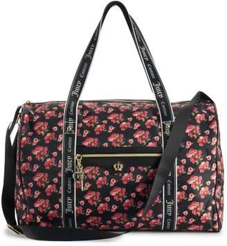 Juicy Couture Varsity Blooms Weekender Bag