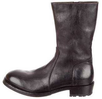 Shoto Kennedy Leather Boots