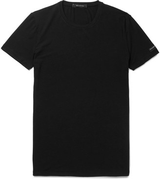 Ermenegildo Zegna Stretch-Modal T-Shirt $60 thestylecure.com