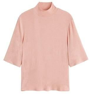 MANGO Halter neck t-shirt