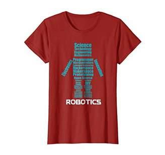 Boys and Girl's Robotics Shirt- STREAM Shirt for Makers