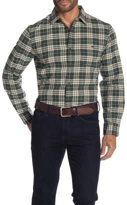 WALLIN & BROS Long Sleeve Woven Check Shirt