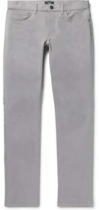 Theory Haydin Stretch-Cotton Twill Trousers