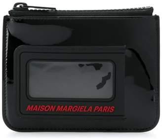Maison Margiela ID window coin pouch