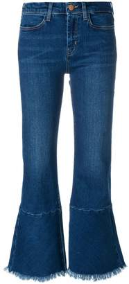 MiH Jeans Lou flared jeans